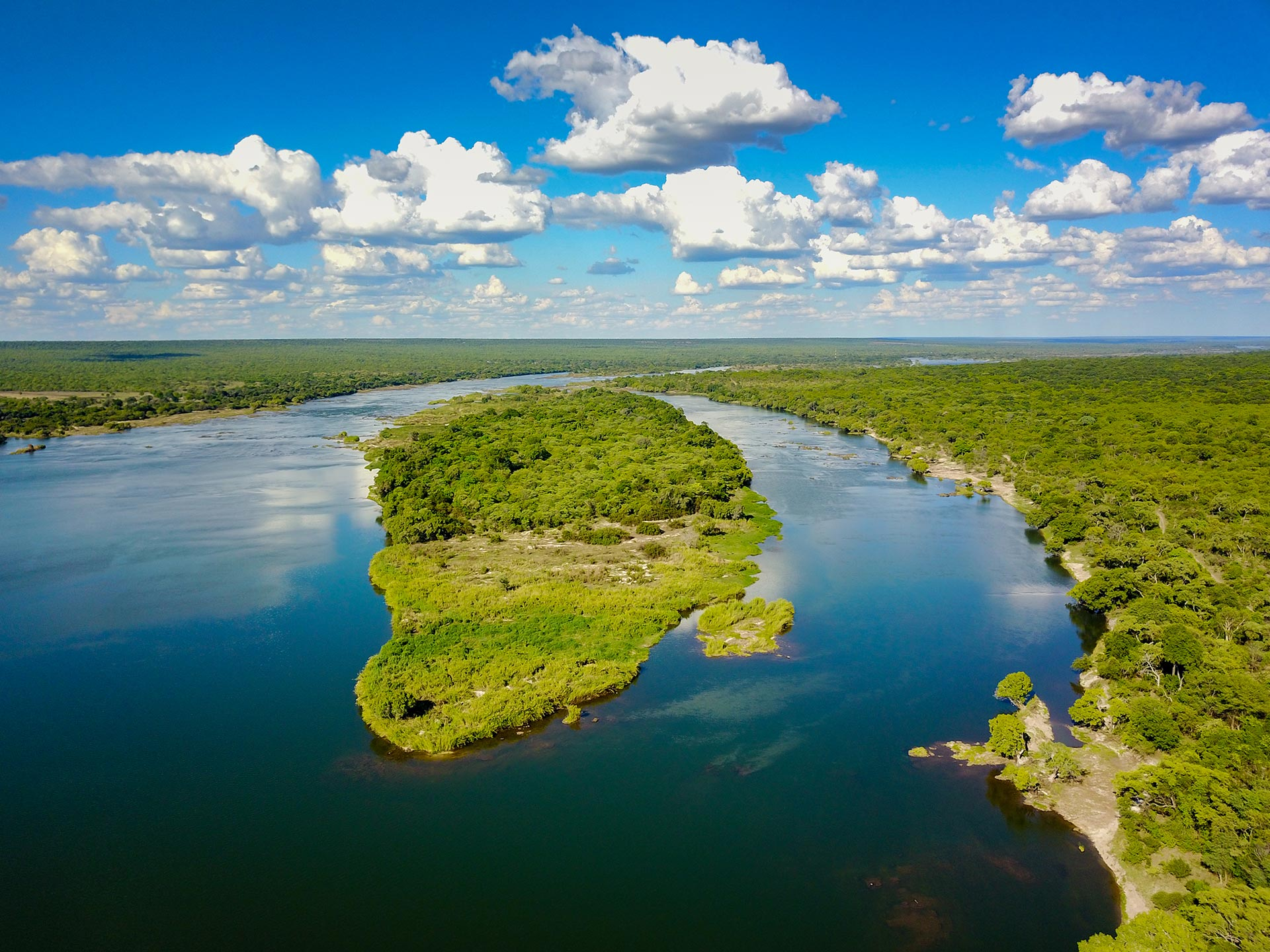 Tsowa Safari Island - Zambezi National Park