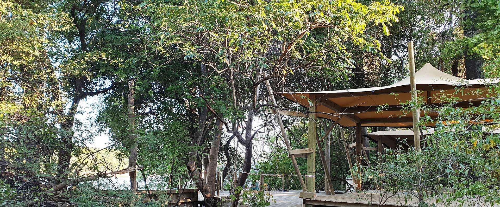 Tsowa Safari Island - Zambezi National Park