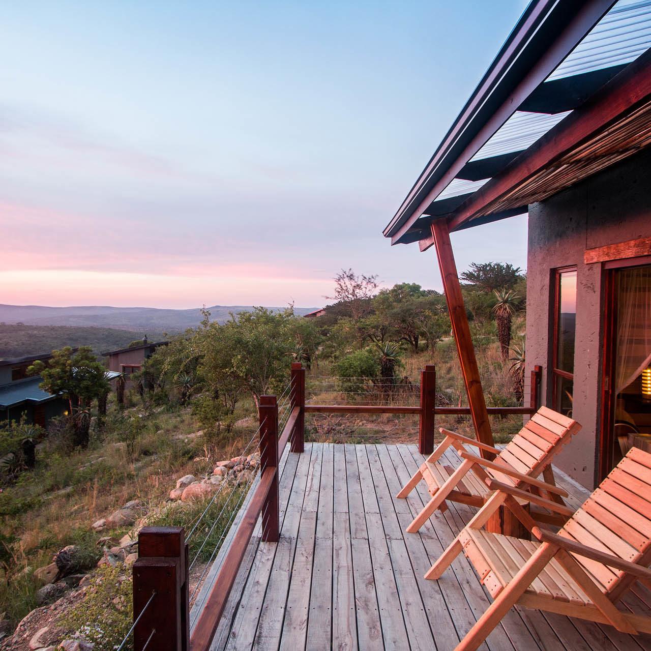 Rhino Ridge Safari Lodge (Umfolozi game Reserve)